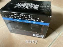 Blade Runner 2049 3D Limited Edition inkl Whiskey Gläser 2 Blu Ray Box NEU OVP