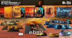 Blade Runner 2049 4K+3D+2D Blu-ray Steelbook XL FullSlip E3 Filmarena FAC#101