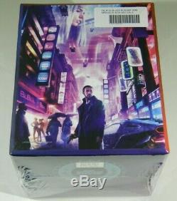 Blade Runner 2049 4K UHD+3D/2D Blu-ray Steelbooks Filmarena Maniacs Box #124/500