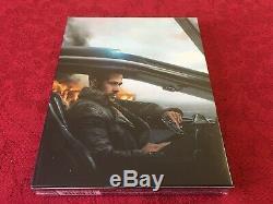 Blade Runner 2049 4K UHD Blu-Ray Steelbook HDzeta New Sealed OOP