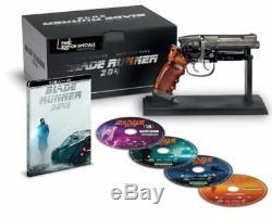 Blade Runner 2049 (4K UHD + Blu-ray Steelbook) DECKARD EDITION BRAND NEW
