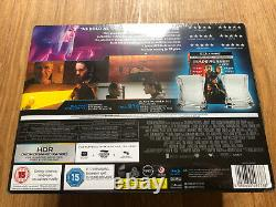 Blade Runner 2049 4K UHD + Whiskey Glass Limited Edition UK Exclusive Bluray OOP
