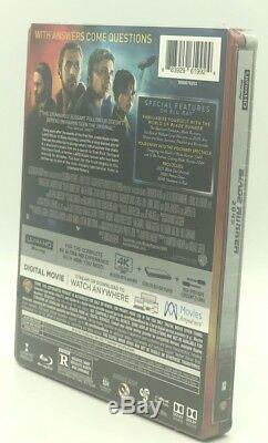 Blade Runner 2049 (4K Ultra HD+Blu-ray+Digital, 2018 Only @ Best Buy SteelBook)