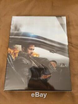 Blade Runner 2049 4k + 2d full slip Lenticular HDzeta steelbook Sealed +Flawless