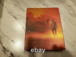 Blade Runner 2049 4k+Blu Ray+Digital Steelbook Best Buy Exclusive