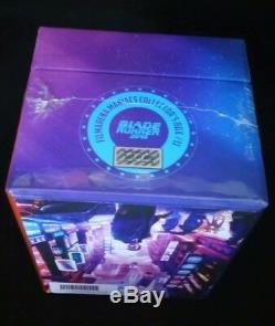 Blade Runner 2049 4k Uhd+ 3d +2d Blu-ray Steelbook Filmarena Maniacs Box Set