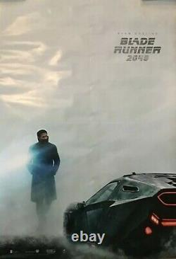 Blade Runner 2049 A Set Of Two Original Official Movie Posters
