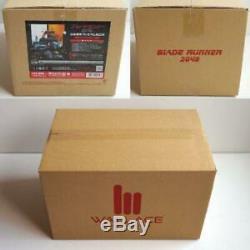 Blade Runner 2049 Blu-ray Premium Box Japan 3000pcs Limited Edition Blaster gun