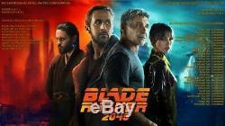 Blade Runner 2049 Blu-ray SteelBook Full Slip E3 Filmarena Collection