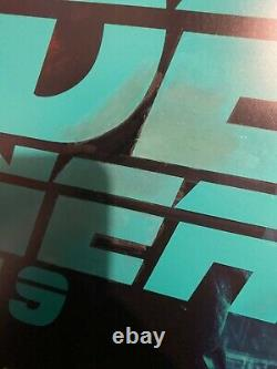 Blade Runner 2049 Cast Signed 27x41 Original Poster Beckett Authenticated
