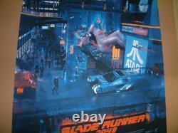 Blade Runner 2049 Chris Skinner Movie Poster Print Signed Numbered Art