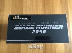 Blade Runner 2049 Coffret Édition FNAC 4K + Blu-Ray 3D + Blaster NEUF
