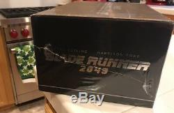 Blade Runner 2049 Deckard Blaster Edition 5 Disc Blu-Ray 4K DVD REGION FREE NIB
