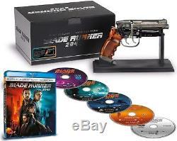 Blade Runner 2049 Deckard Blaster Edition 5 Disc Blu-Ray 4K UHD + BD 3D + BD