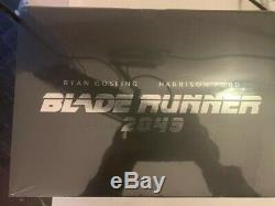 Blade Runner 2049 Deckard Blaster Edition collector Blu Ray4K + Gun + Bonus Disc