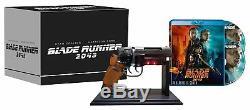 Blade Runner 2049 Deckard Blaster Edizione 2-Disc Blu-Ray Limitata New&box