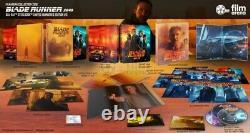 Blade Runner 2049 (E3) Filmarena 4K 3D Blu-Ray Steelbook New + Mint