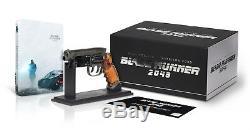 Blade Runner 2049 FNAC LIMITED EDITION + Blu-ray 4K Ultra HD + blaster