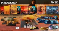 Blade Runner 2049 FilmArena FAC 101 Edition 3 Steelbook 4K UHD+3D+2D