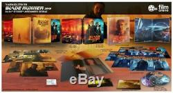 Blade Runner 2049 Filmarena 4k Uhd + 3d + 2d Blu-ray Steelbook (fullslip XL E3)