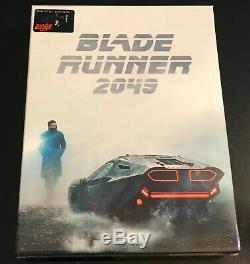 Blade Runner 2049 Filmarena Exclusive Blu-ray 3d/2d Steelbook (fullslip XL E1)