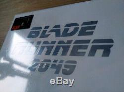 Blade Runner 2049 Filmarena FAC 2D/3D Blu-ray Steelbook E1 Fullslip XL New