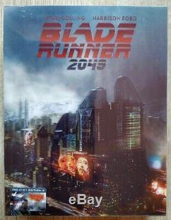 Blade Runner 2049 Filmarena FAC 2D/3D Blu-ray Steelbook E2 Double Lenti Slip XL
