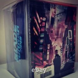 Blade Runner 2049 Filmarena FAC Steelbook Maniacs Boxset With Protective Sleeve