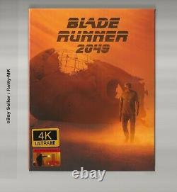 Blade Runner 2049 Filmarena Fac #101 4k Uhd Blu Ray Steelbook New & Sealed