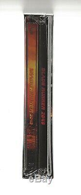 Blade Runner 2049 Filmarena Fac #101 Blu Ray Steelbook New & Sealed