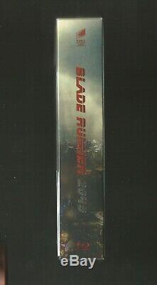 Blade Runner 2049 Filmarena Fac #101 Double Lenticular Blu Ray Steelbook New