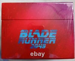 Blade Runner 2049 Filmarena Maniacs Box FAC E4 4K/3D/2D Blu-ray New Sealed