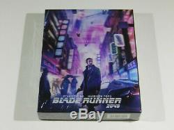 Blade Runner 2049 HDZETA OOS/OOP NO STEELBOOK JUST 4K SLIP COVER