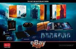 Blade Runner 2049 HDZeta Double Lenticular Steelbook (Blu-ray 2D+3D) READY TS