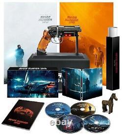 Blade Runner 2049 Japan Limited Premium Box (4K/3D/2D Blu-ray Steelbook) Blast