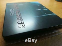Blade Runner 2049 Japan Premium BOX 4K Blu-ray Steel Book Only Limited 3000