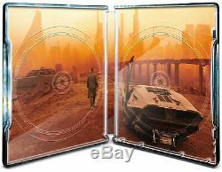 Blade Runner 2049 Japan Premium Box UltraHD Blu-ray NECA Deckard Blaster booklet