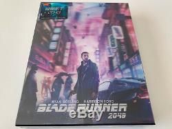 Blade Runner 2049 Lenticular 4K UHD Blu-ray SteelBook HDZeta Exclusive