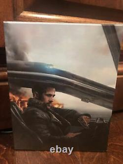 Blade Runner 2049 Lenticular 4k Steelbook Hdzeta Silver Label