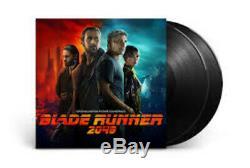 Blade Runner 2049 Movie Soundtrack LTD 180G Vinyl Record 2LP SEALED