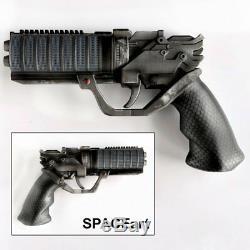 Blade Runner 2049 Officer K Blaster Fertig-Modell BurTECH
