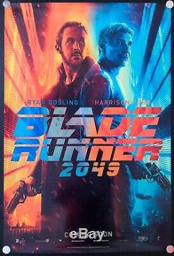 Blade Runner 2049 Original Movie Poster One Sheet Int. Teaser Double Sided