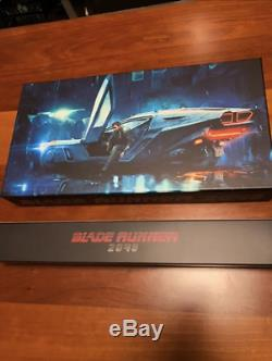 Blade Runner 2049 Premium BOX 4K Blu-ray Steel Book Edition Japan Limited 3000
