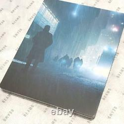 Blade Runner 2049 Premium BOX Blu-ray Steel Book Wooden horse Outer box Limited