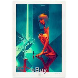 Blade Runner 2049 Retroflect Art Print Poster by James Jean /1739 Not Mondo