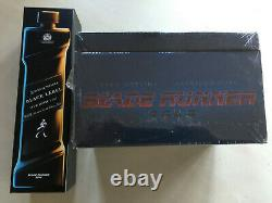 Blade Runner 2049 Special Edition 3D/2D Steelbook Blu Ray with 2 Whiskey Glasses