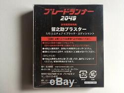 Blade Runner 2049 Tomenosuke Blaster Black Edition Movie Novelty Japan Only New
