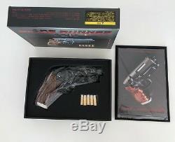 Blade Runner 2049 Tomenosuke Blaster Licenciada Deckard´s Gun Harrison Ford