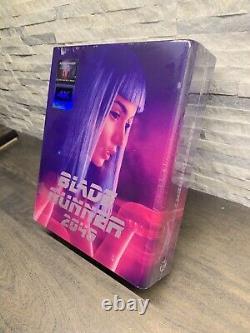 Blade Runner 2049 UHDClub Exclusive UC #14 Wooden Box 4K Blu-ray Not Steelbook