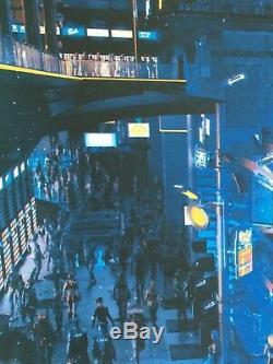 Blade Runner 2049 X/220 Chris Skinner SIGNED Limited Screen Print Poster Gosling